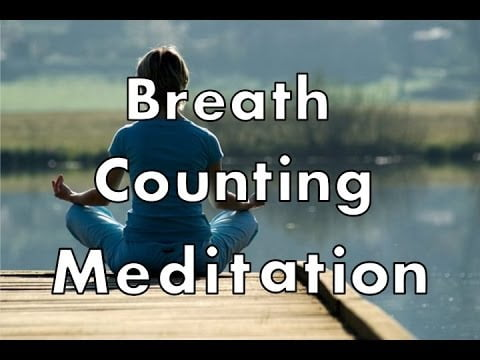 Simple Concentration Meditation Technique: Breath Counting